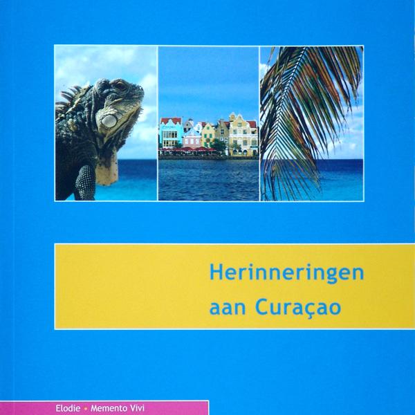 Cadeauboekje Herinneringen aan Curacao Elodie Heloise