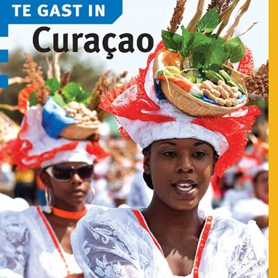 Te gast in Curacao Elodie Heloise